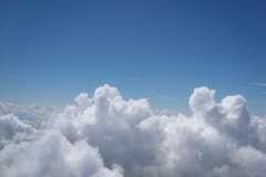 Radspitze - Ein Tag über den Wolken Aug. 2010
