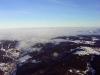 Über dem Thüringer Wald