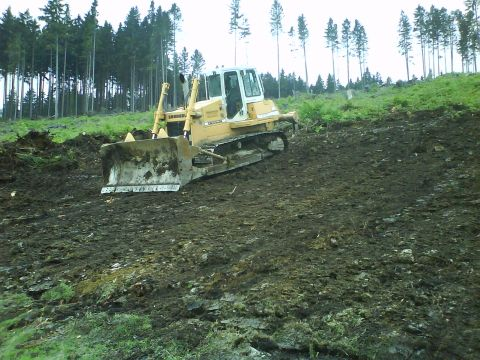 Bulldozing dä Nordhang