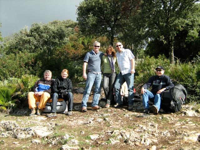 Die Algo-Truppe  Nov 2010