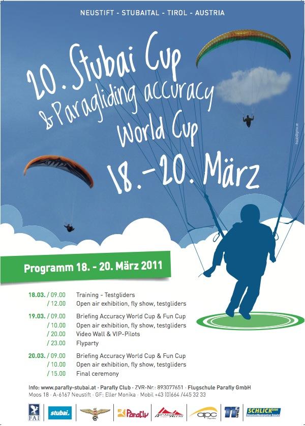 Stubai Cup & Paragliding Testival 2011