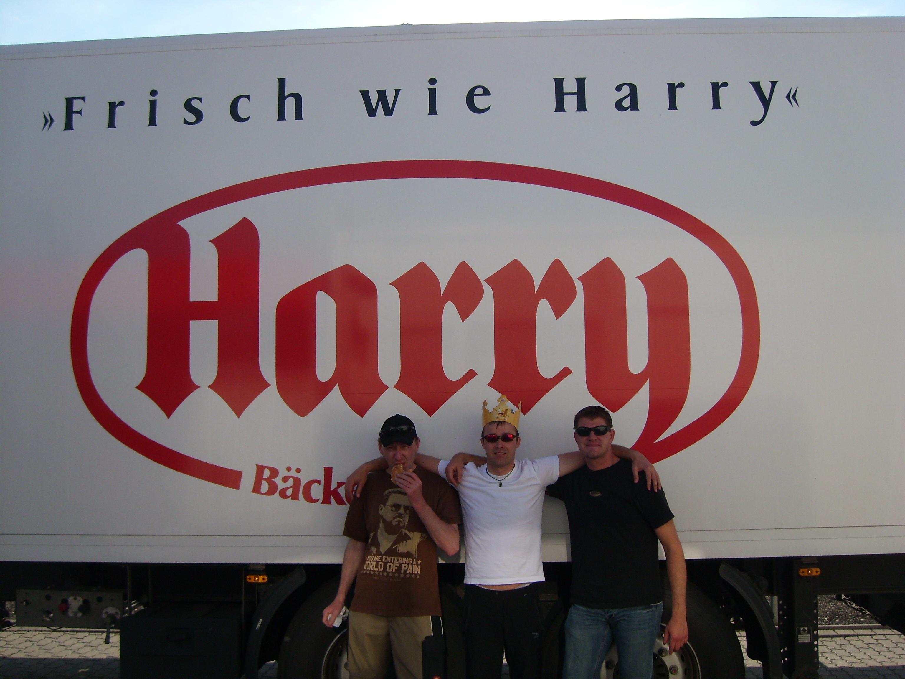 Frisch wie Harry