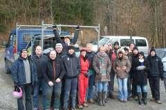 Radspitze - Jahresabschlussfliegen Dez. 2009